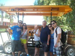 Tour Vinicola Concha y Toro e Tour Vinicola Santa Rita
